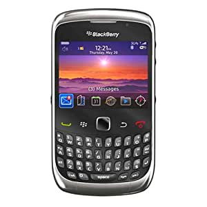 Blackberry Curve 3G 9300 Unlocked GSM SmartPhone with 2 MP Camera, Wi-Fi, GPS, Bluetooth - Unlocked Phone - International Version - Graphite Grey