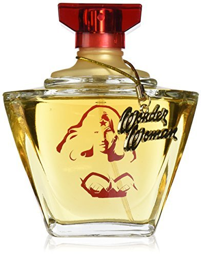 Marmol & Son Wonder Woman Perfume for Children, 3.4 Ounce by Marmol & Son
