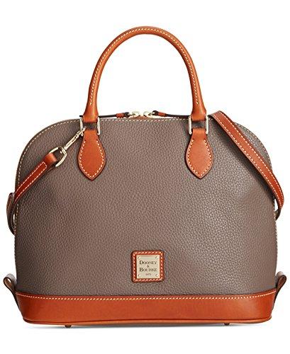 dooney-and-bourke-pebble-leather-zip-zip-satchel-elephant