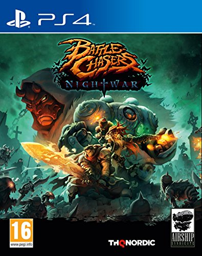 Price comparison product image Battle Chasers: Nightwar PS4 UK / French