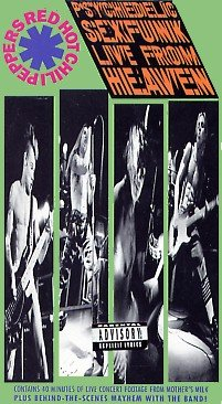 Psychedelic Sexfunk-Live From Heaven [VHS]