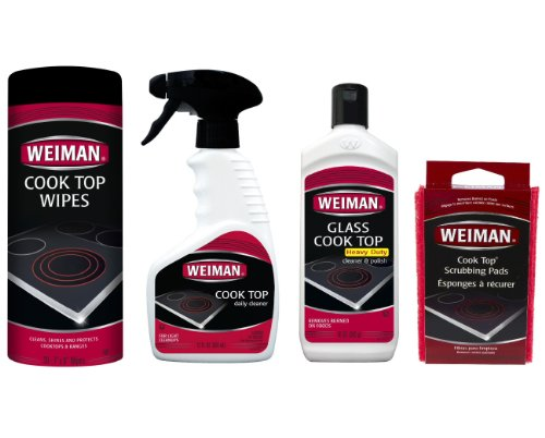 Weiman Glass Ceramic Cleaner Polish