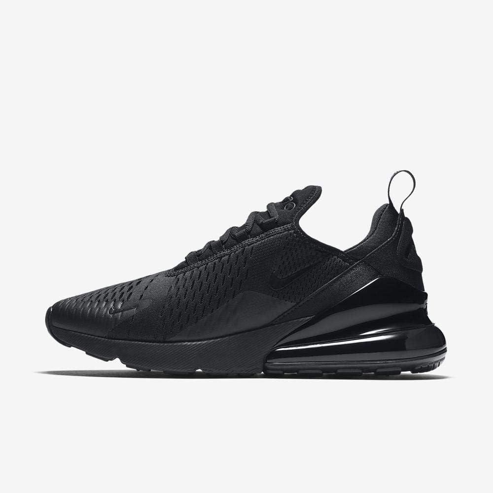 Nike Herren AIR MAX 270 Sneakers, Schwarz (BlackBlackBlack