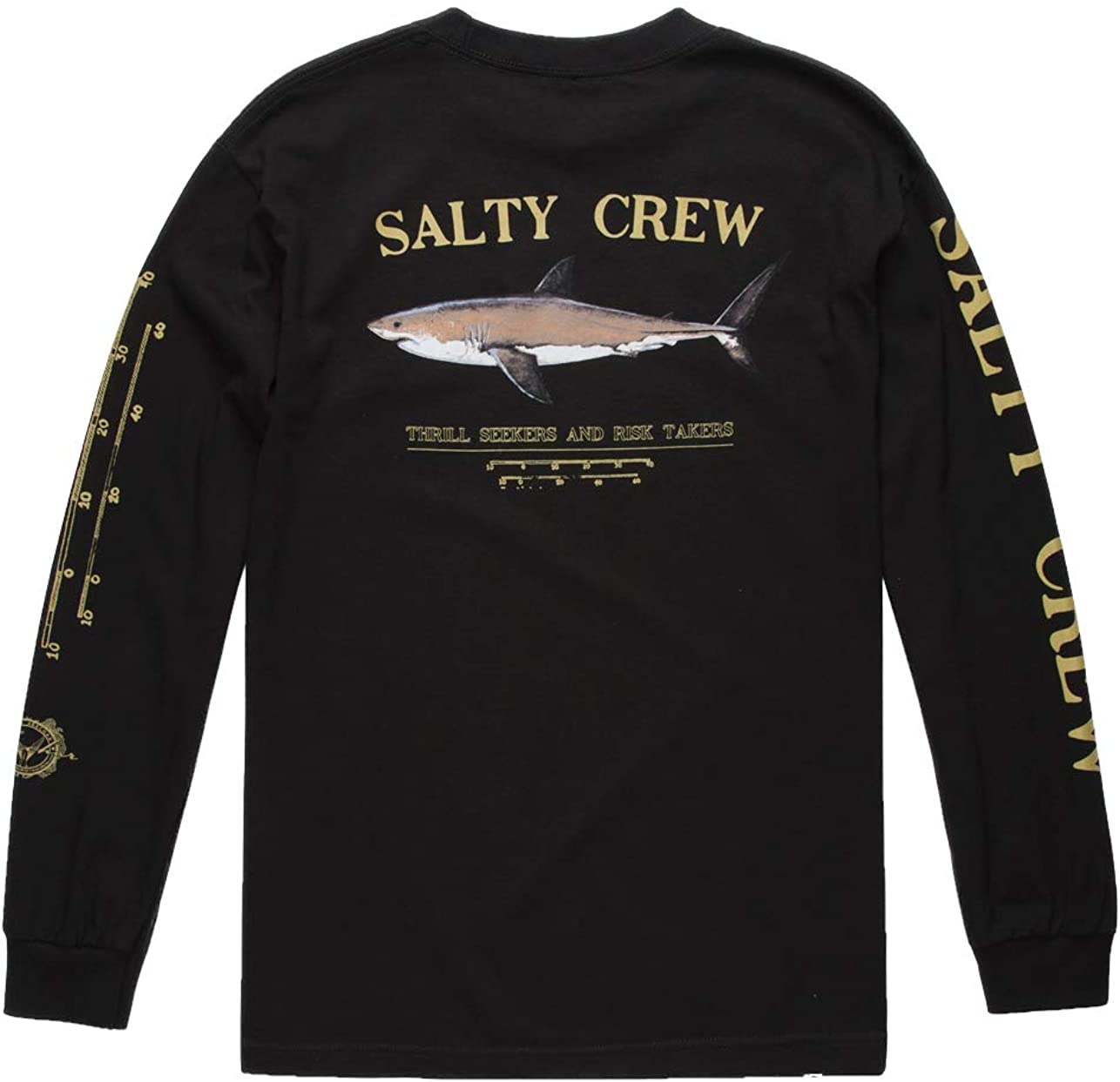 Salty Crew Men's Bruce Long Sleeve Tee