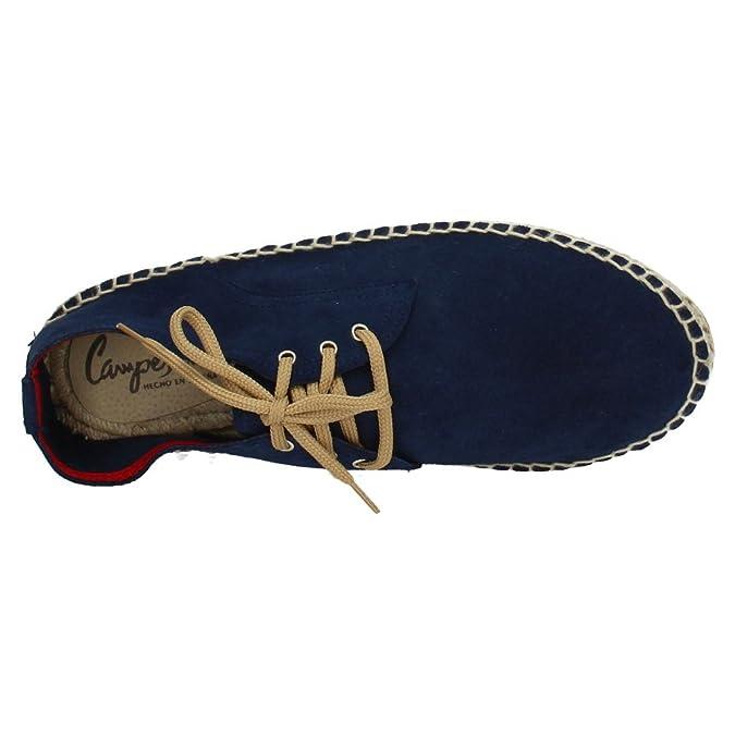 In Hombre Cordón Made Amazon Spain Zapatillas Zapatos 745 Serraje gfPCqCxUw