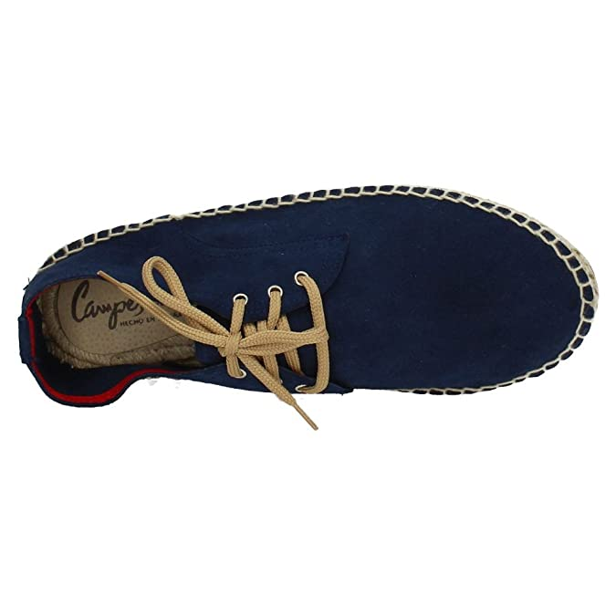 745 Zapatillas Zapatos Hombre Cordón Spain Serraje In Made Amazon COxZqwSf