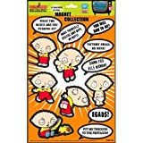 Family Guy Stewie Quotes Magnet Collection