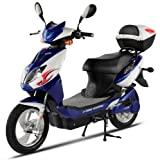 X-Treme Scooters Elite Electric Bicycle (Blue)