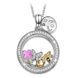 "Amazon.com: NinaQueen Mom Daughter Jewelry The""Secret"