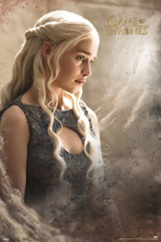 Game of Thrones Daenerys TV Show Poster 24x36