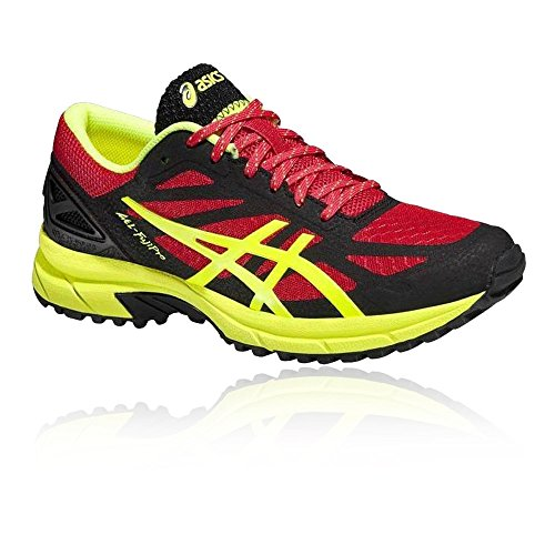 Asics Gel-FujiPro Women's Running Shoes Azalea/Flash Yellow/Black JNuPDDNPuD
