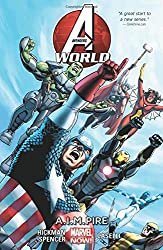 Avengers World Volume 1: A.I.M.PIRE