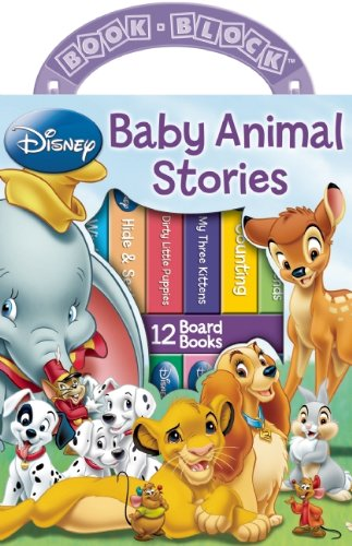 - Disney: Baby Animal Stories 12 Book Block