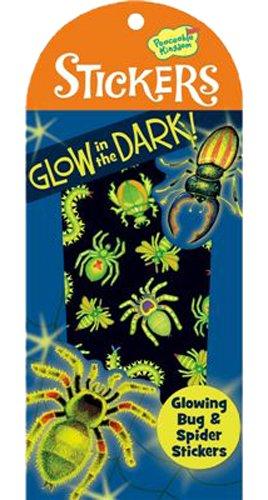 Peaceable Kingdom Glow In The Dark Deep Space Sticker Pack Spielzeug