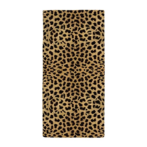 - CafePress Animal Print Cheetah Large Beach Towel, Soft 30