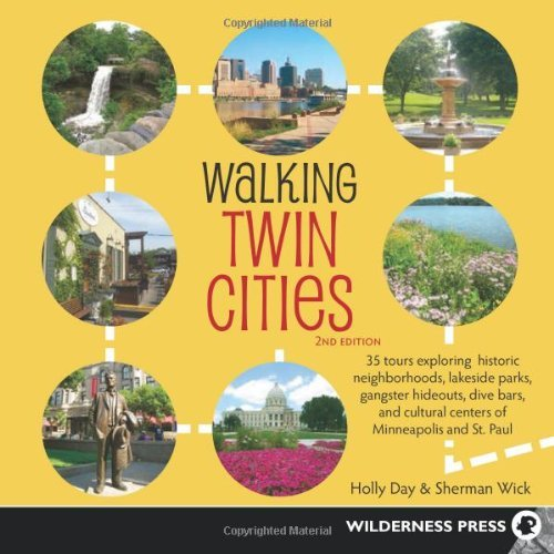 Walking Twin Cities: 34 Tours Exploring Historic Neighborhoods, Lakeside Parks, Gangster Hideouts, Dive Bars, and Cultural Centers of Minneapolis and St. Paul by Holly Day - 34 St Mall