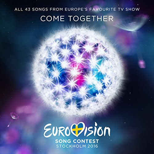 Eurovision Song Contest Stockholm 2016 product image