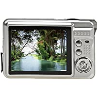 Rumas 18 Mega Pixels CMOS 2.7 inch TFT LCD Screen HD 720P Digital Camera Noticeable Review Image