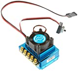 HobbyWing XERUN-120A-SD V2.1 ESC (1/10, 1/12 Car), Blue
