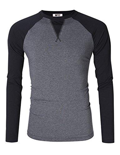 Look Long Sleeve Crew Shirt - 9