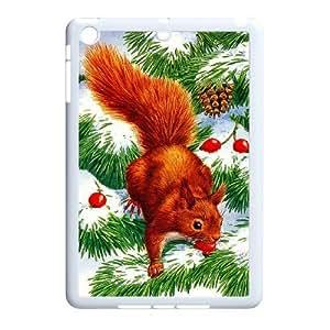 Unique Phone Case Design 17Animal Squirrel- For Ipad Mini Case