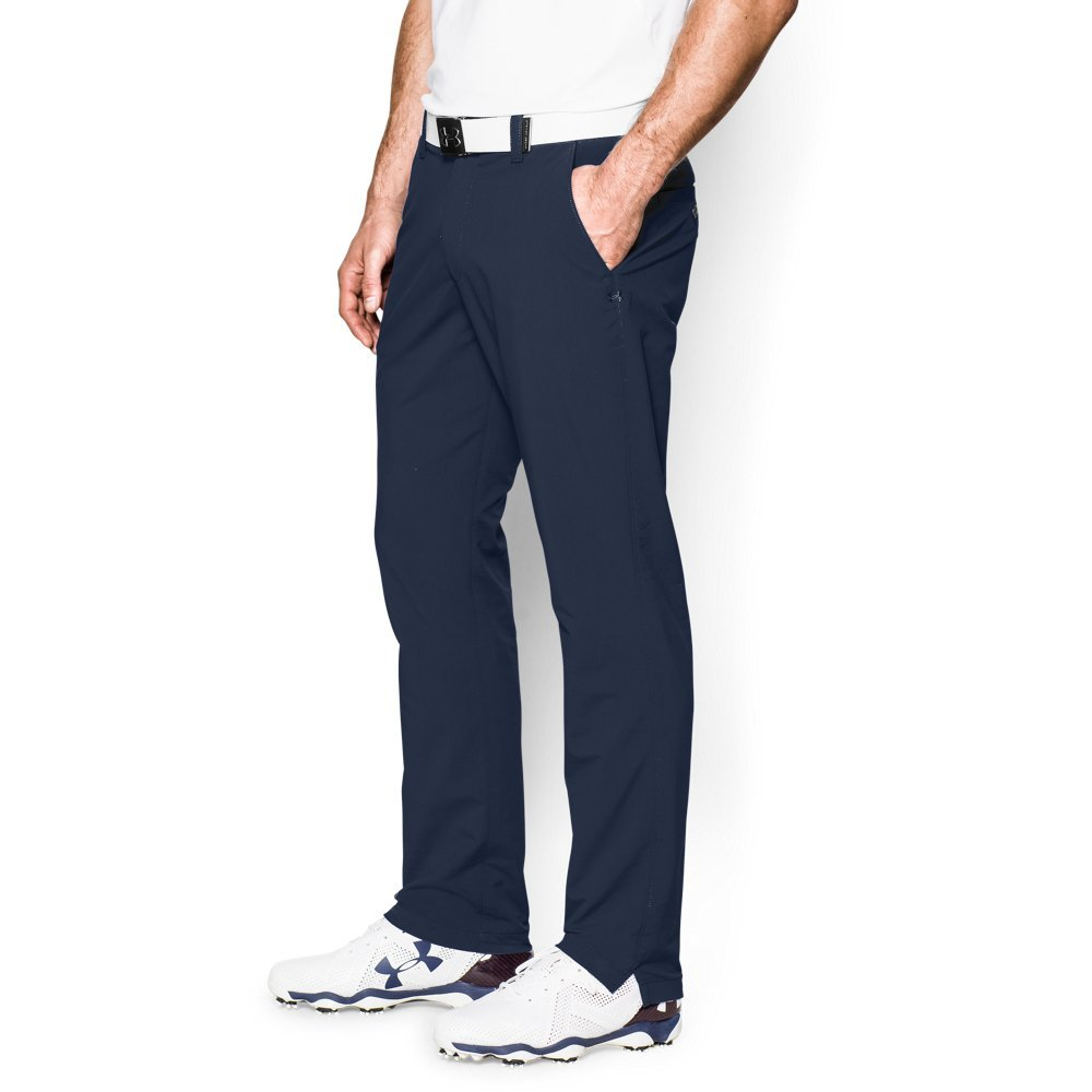Under Armour Men's Match Play Golf Tapered Pants, Academy /Academy, 30/32