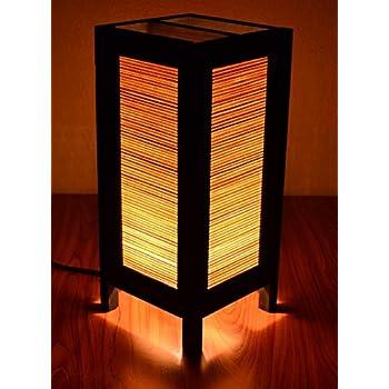Decorative Lamp Thai Vintage Handmade Asian Oriental Original ...
