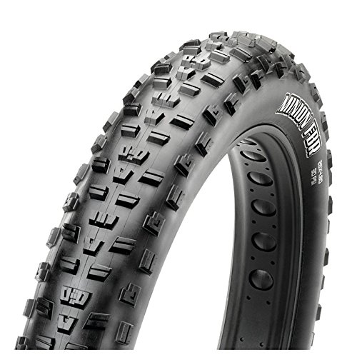 Maxxis Minion FBR 27.5x3.80 Folding Dual EXO TR 120TPI Black by Maxxis