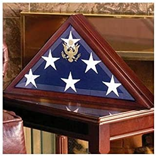 product image for flag connections Folded Flag Display Case