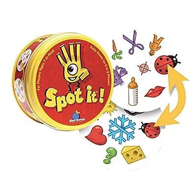 Spot It! Original Party Game: Toys & Games