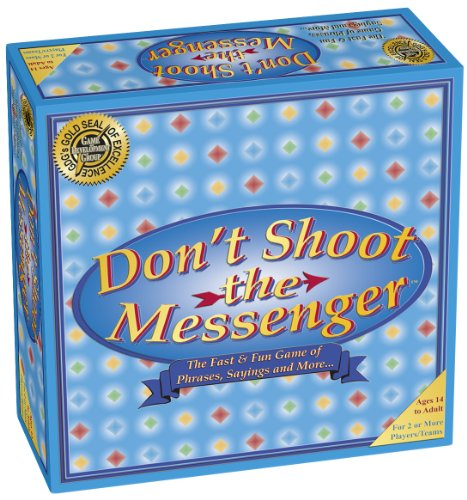 DONT SHOOT THE MESSENGER Board Game