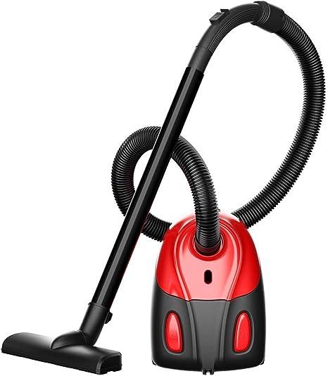JU FU aspiradora, la casa roja 1000w Grande Horizontal de succión multifunción colector de Polvo eléctrico, 21.5x16.5x30cm Productos de Limpieza @@ (Color : Red): Amazon.es: Hogar