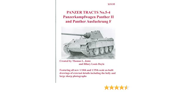 Panzer Tracts No.8-1 Stumpanzer IV