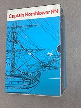 book cover of Admiral Hornblower