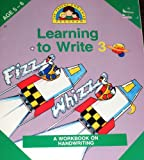 Learning to Write 3, Jane Salt, 0140900772