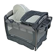 Graco Pack 'N Play Playard Oasis with Soothe Surround Technology, Davis