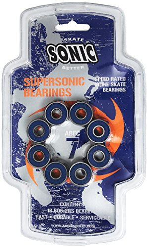 Sonic Supersonic  16 ABEC 7 Bearings
