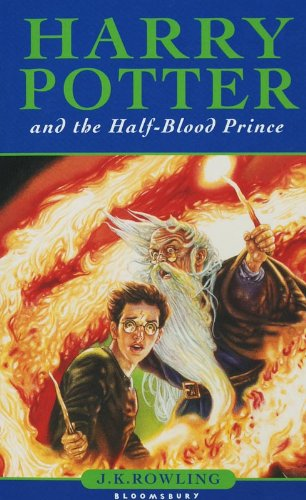 Harry Potter and the Half-blood Prince: Children's Edition (Childrens Ome Edition)