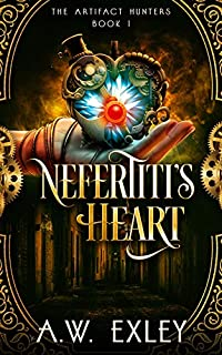 Nefertiti's Heart by A.W. Exley ebook deal