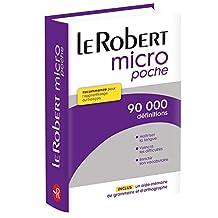 Le Robert micro poche: Dictionnaire d'apprentissage du français