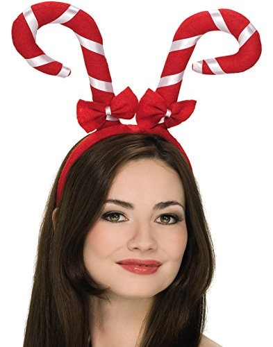 Rubie's Costume Co Red Candy Cane Headband (Candy Cane Cosplay)