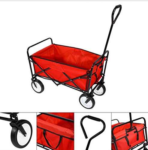 Review Lovinland Collapsible Folding Wagon