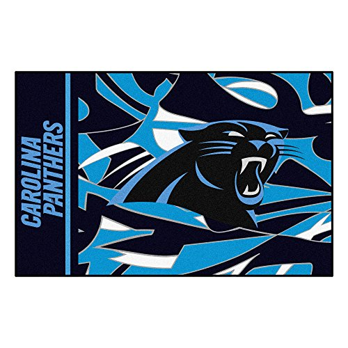 FANMATS NFL Carolina Panthers NFL - Carolina Panthersstarter Mat, Team Color, One Sized