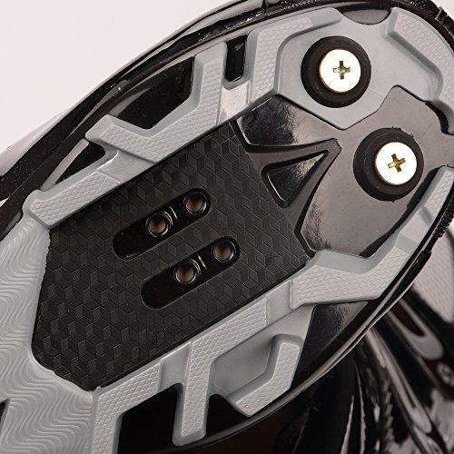 自転車 オフロード ビンディングシューズ マウンテンバイク シューズ SD001-M
