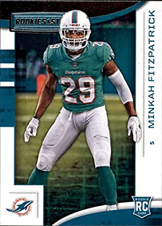 quality design b8f1c 91581 Amazon.com: 2018 Panini Rookies and Stars #143 Minkah ...