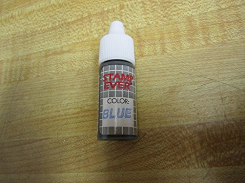 Stamp-ever A4282 Re-Inking Fluid Color: Blue 1/4 Oz