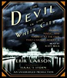 img - for By Erik Larson: The Devil in the White City: Murder, Magic, and Madness at the Fair That Changed America [Audiobook] book / textbook / text book