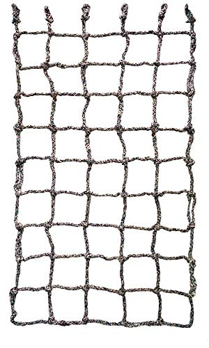 New Aoneky 40'' x 80'' Climbing Cargo Net (Multi Color)