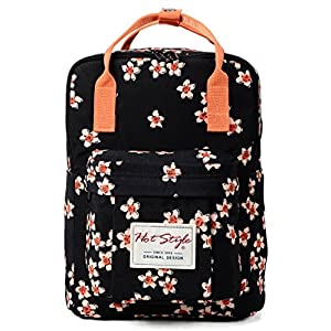 HotStyle BESTIE Mini Small Personalized Floral Waterproof Backpack Purse