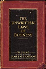The Unwritten Laws of Business Hardcover
